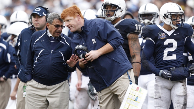 McQueary Told Us Nothing: State College Police