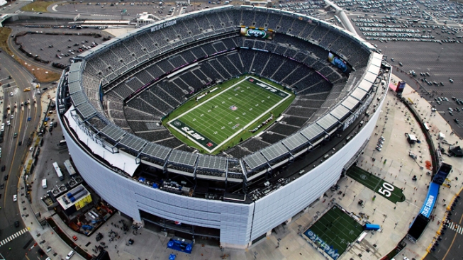 MetLife Stadium's Coming Out Party