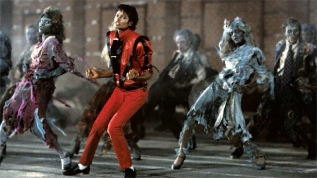 "Michael Jackson ""Thriller"" Jacket Fetches a Cool $1.8 Million"