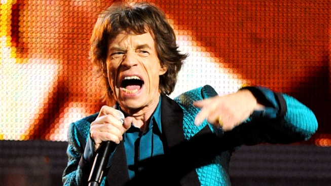 Rocking at 50: Rolling Stones Announce 4-Show Tour