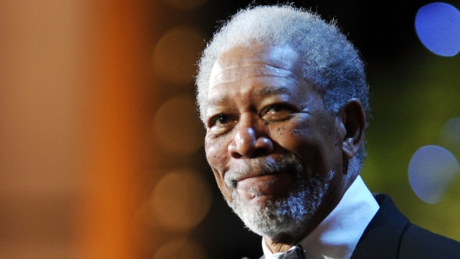 "Morgan Freeman Blasts Tea Party as ""Racist"""