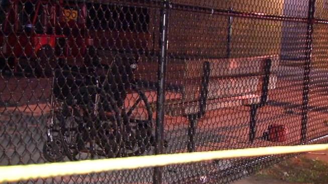 2 Injured in Playground Shooting