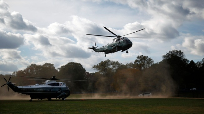 Presidential Helicopter to Be Made in Chester County