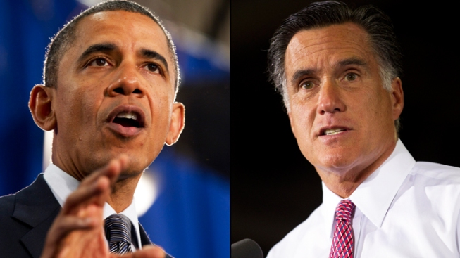 Poll: Obama Leads Romney in Swing States