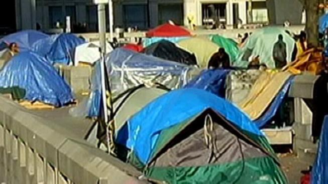 Occupy Philly Must Switch Parks, Can't Sleep Over