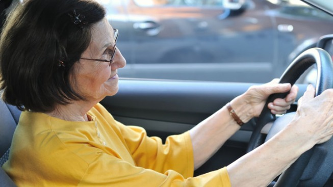 Scientists Build Senior-Friendly Car in Hopes of Speeding Safety Improvements
