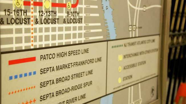 Track Work Means Summer of Discontent for PATCO Riders