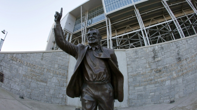 Vai on Joe Paterno: Keep the Records, Remove the Statue