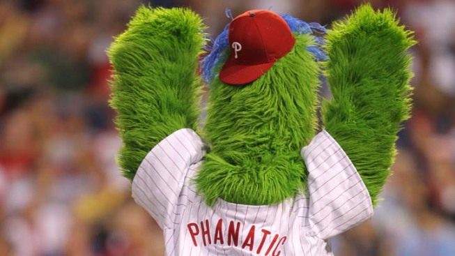 Definitive Game 5 Phillies Events