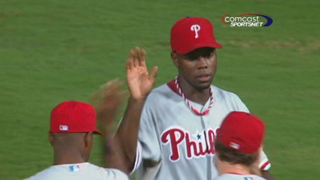 Phillies Beat Braves