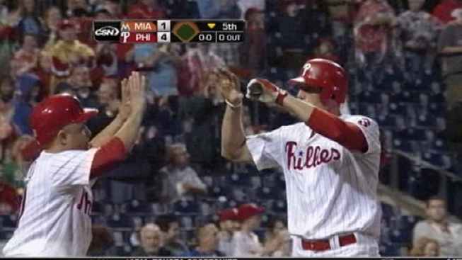 Phillies Beat Marlins