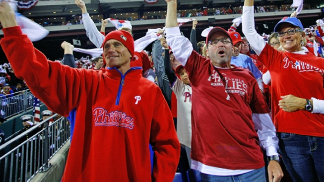 Phils Beat the Pirates at CBP