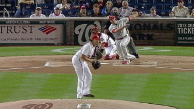 Nationals Win Division, Despite Phils Victory