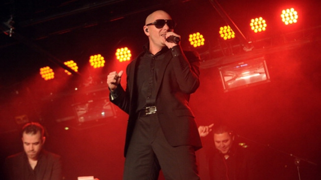 "Pitbull Responds to Jay-Z Cuba Trip in Own ""Open Letter"" Rap"
