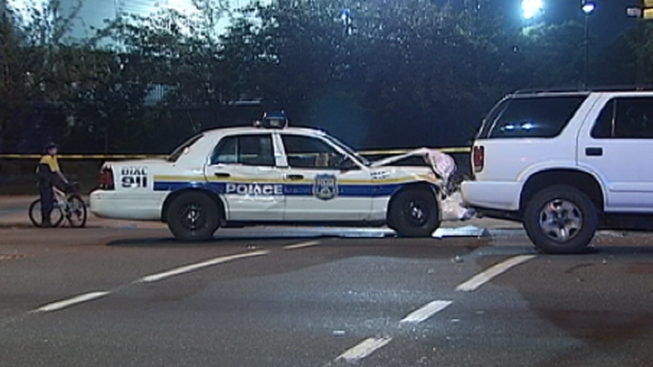 Drunk Driver Hits Cop: Police