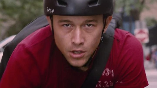 """Premium Rush"" Trailer Sends Joseph Gordon-Levitt Hurtling Through Streets of NYC on a Bike"