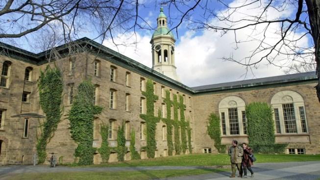 Princeton Cracking Down on Frats