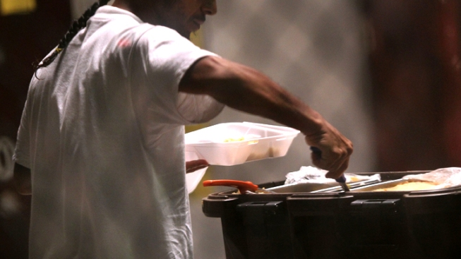 Philly Penitentiary Offers Taste of Prison Food