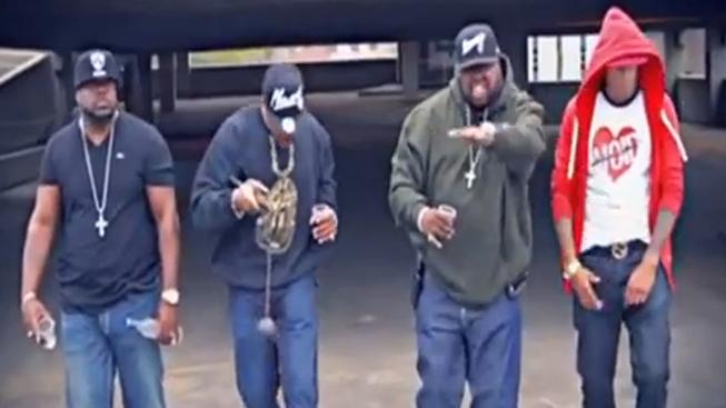 4 Officers Could Be Fired for Rap Video