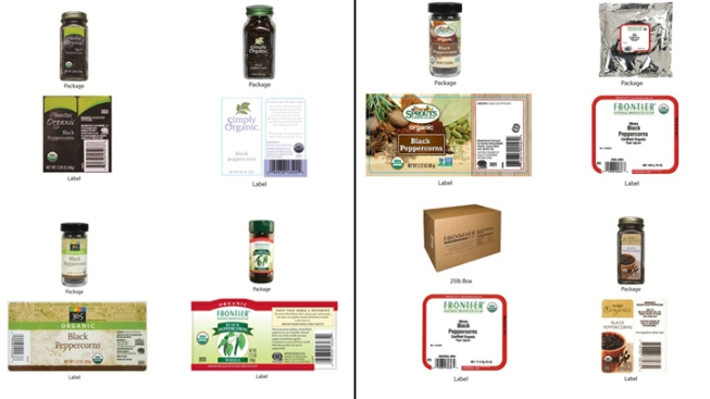 Organic Black Peppercorn Recalled Due to Possible Salmonella