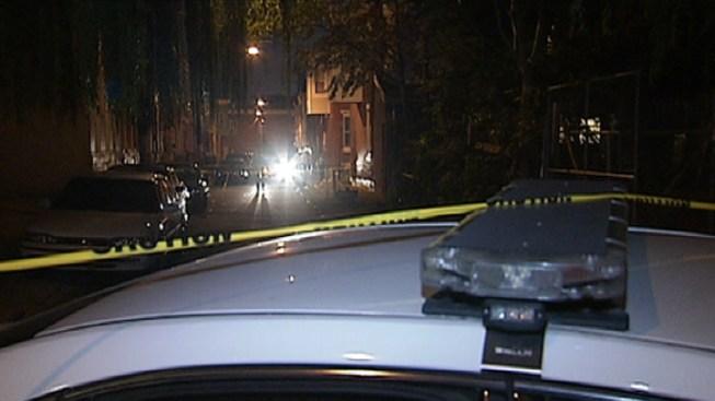Man Shot to Death in Front of Children
