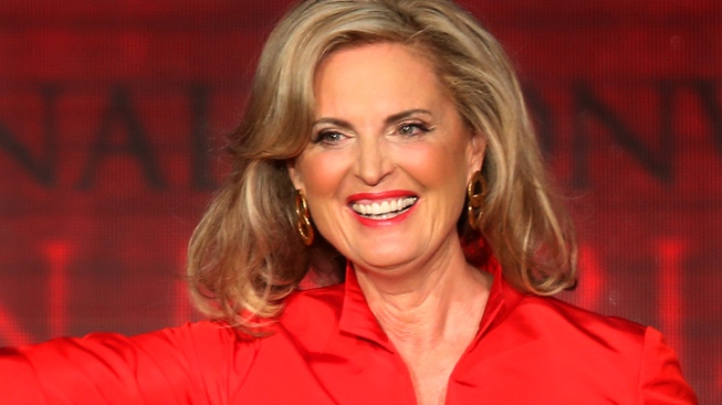 "Ann Romney Goes Solo on ""The View"""