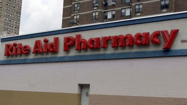 Robber Targets Local Rite Aid