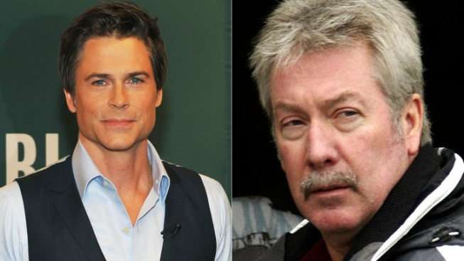 Rob Lowe To Play Drew Peterson in TV Movie