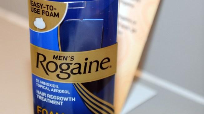 Man Steals Basket of Rogaine: Police