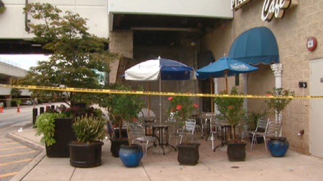 Woman Injured in Partial Roof Collapse at KOP Mall
