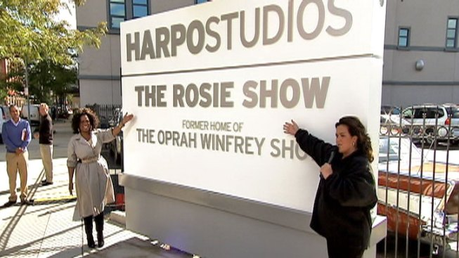 """Rosie"" Cuts Staff, Moves to Smaller Studio"