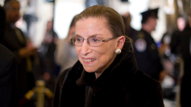 Justice Ginsburg: Gay Marriage Shows Constitution's Genius