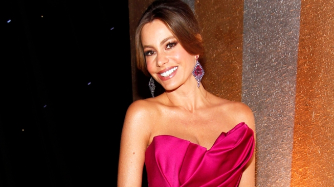 Sofia Vergara Named Most Desirable Woman of 2012