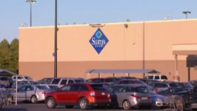 Man Dies After Falling Through Sam's Club Roof