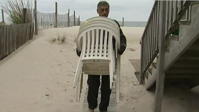 Preparing for Sandy: NJ Emergency Contacts