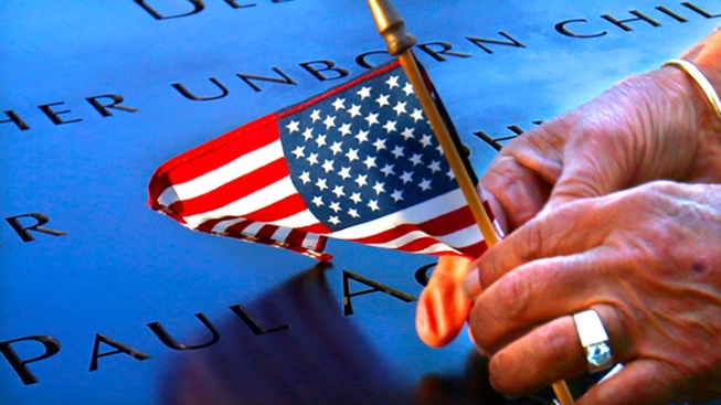 Cross Etched on 9/11 Memorial Raises Worries