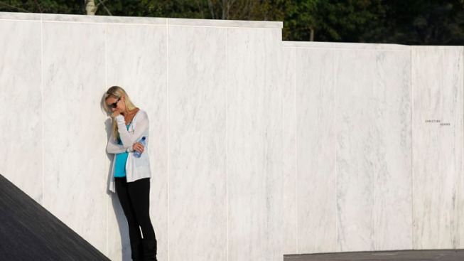 Flight 93 Memorial Funding Finishes