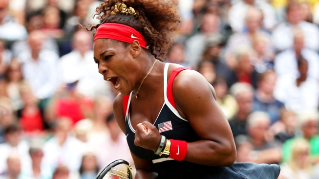 Serena Trounces Maria Sharapova in Gold-Medal Match