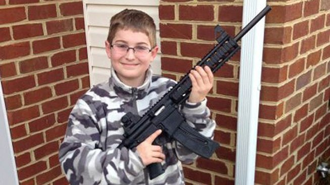 NJ to Probe State Response to Boy's Gun Photo