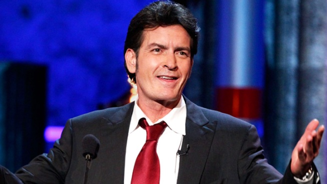 Charlie Sheen Pledges at Least $1 Million to USO