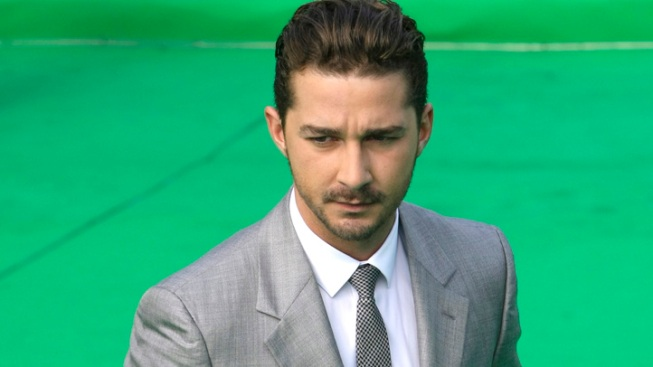 Shia LaBeouf To Work With Marilyn Manson on Documentary