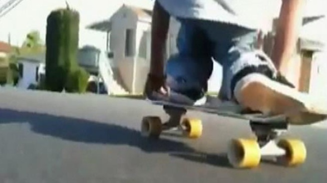 Skate Park Rule Breakers Could Get Skateboards Taken Away