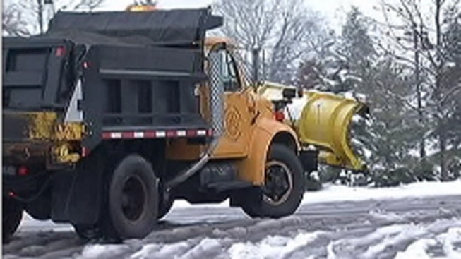 Snow Plowing Goes High-Tech