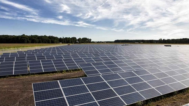New Delaware Solar Farm Producing Power