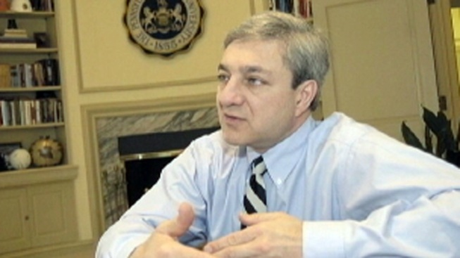 Spanier Asks Federal Court to Halt Coverup Case