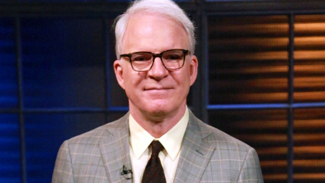 Because the Internet Isn't Enough, Steve Martin's Tweets Coming in Book Form