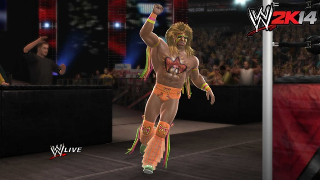 """2K Plans for """"Ultimate"""" WWE Game"""