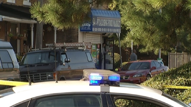 Store Owner Shoots Robbery Suspect in Street