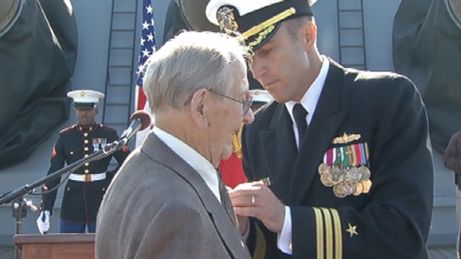 Veterans Honored Across the Area