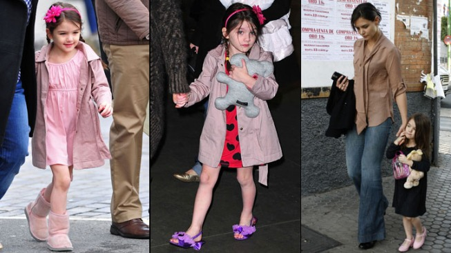 Suri Cruise Not Launching Clothing Line, But Here Are 5 Celeb Kids Who Should
